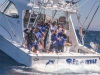 5.000 balık salınan Tuna Masters Teos 2021 başlıyor