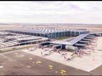 İstanbul Havalimanı'ndan 'sıfır emisyon' taahhüdü