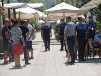 Fethiye'de 2. Sahil bandındaki restoran ve kafeler devredildi