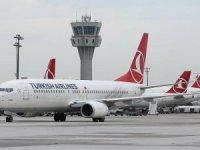 Hava yolunu tercih eden yolcu 8 ayda 75 milyonu aştı