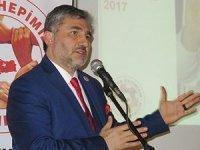 Emin Çakmak: 25 Şubat Türsab'ın istiklal günüdür