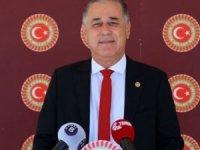 CHP'li Özcan, 41 soru ile yangın sonrası orman politikasını sordu