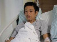 12 yıl önce dünya turuna çıkan Japon turist Elazığ'da bıçaklandı
