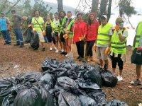 15 Eylül Dünya Çevre ve Temizlik Günü'nde çöp toplandı