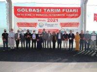 Tarim'in Kalbi 24. Kez Ankara Gölbaşi'nda atıyor