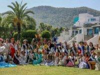 'Miss Aura International' için 40 ülke güzeli kampa girdi