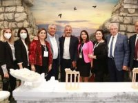 YAPEX'te Manavgat'ın tarihi ve doğal güzellikleri sergilendi