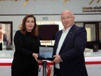 Menteşe Belediyesi 'Narlı Kahvesi' restorasyonu ile başarı ödülü aldı