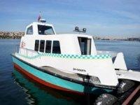 İstanbul'da deniz taksi açılış ücreti 100 lira olarak belirlendi