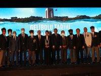 Çanakkale Zaferi, Gelibolu Tarihi Sualtı Parkı ile turizme açıldı