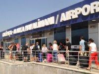 Gazipaşa - Alanya Havalimanı rekora hazırlanıyor