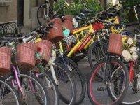 Adalar'da akülü araçlara yasak geldi bisikletlere talep arttı