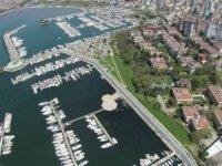 Koç'tan Kalamış Yat Limanı için 2,5 milyar TL'lik teklif