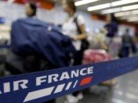 Air France çalışanları, greve başladı