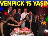 Mövenpick Hotel İstanbul 15 yaşında