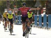 58 kilometrelik Patara Granfondo Bisiklet Yarışı tamamlandı