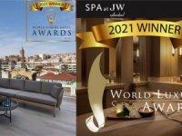 JW Marriott İstanbul Bosphorus'a iki ödül verildi