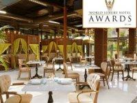 Sheraton Istanbul City Center iki ödül birden aldı
