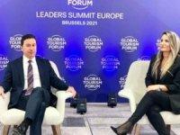 Ahmet Aras, Brüksel Turizm Forumu'nda Türkiye'yi temsil ediyor