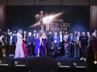 Mersin Altın Çilek Ödülleri' sahiplerini buldu