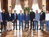 Vali Yazıcı: Antalya'nın tanıtımında basının rolü çok büyüktür