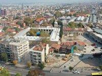 Bursa'da Tarihi Hanlar Bölgesi eski dokusuna kavuşuyor