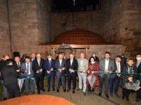 Bursa'nın 2300 yıllık tarihi 'Zindan'ı sanata açıldı