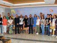 MATSO, Sırbistan, Portekiz ve Litvanyalı öğretmenlere turizmi anlattı