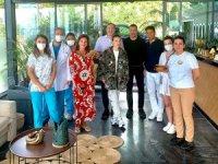 Ürdün'ün eski Başbakanı ve eşi sağlık için Bodrum'da
