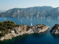 10 ülkeden 1300 yelkenci ve 130 tekne Marmaris'te