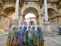 Kaleiçi Festivali Antalya Devlet Senfoni Orkestrası ile sona erdi