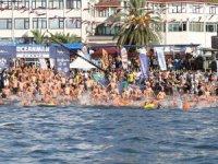 Ocean Man Türkiye 2021'de 24 ülkeden 1100 sporcu yarıştı