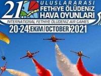 Uluslararası Fethiye Ölüdeniz Hava Oyunları başlıyor