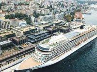 1.7 milyar dolarlık yatırım Galataport Ekim sonu açılıyor