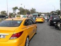 İBB'nin yeni kararı taksicilerin işine gelmedi