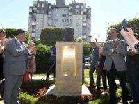 Antalya'da Lev Tolstoy Parkı açıldı
