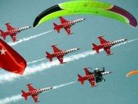 Ölüdeniz Hava Oyunlarının Türk Yıldızları gösteri yapacak