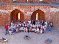 Öğrenciler, Alanya Kalesi ile Kızılkule'yi gezdi