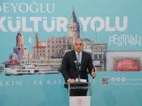Beyoğlu Kültür Yolu Festivali, 29 Ekim'de başlıyor