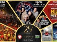 29 Ekim Cumhuriyet Bayramı Menteşe'de Coşkuyla Kutlanacak