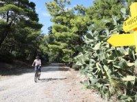 Antalya'da Yeşilçam Doğa Yürüşü ve Bisiklet Yolu tamamlandı