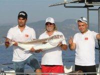 3. Alanya Fishing'te büyük balığı yakalayana 100.000 TL ödül