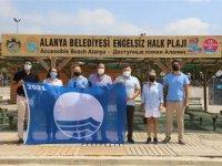 Başkan Yücel:Mavi Bayrak turizmde marka değerini yükseltiyor