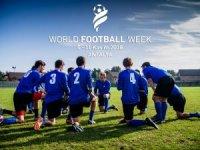 Spor turizmi World Football Week ile zirveye çıkacak