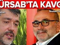 Türsab'ta yönetim kurulu üyesinden kavga ve hakaret