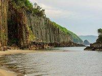 Güzelcehisar Lav kayaları turizmde