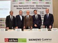 Akfen'den yenilenebilir enerjiye1.6 milyar TL