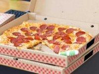 İtalya'nın pizza kutuları Türkiye'den