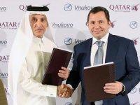 Qatar Airways Vnukovo'nunhissesini satın aldı
