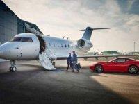 Sağlık turizminde artık hastalar  için uçak kiralıyor